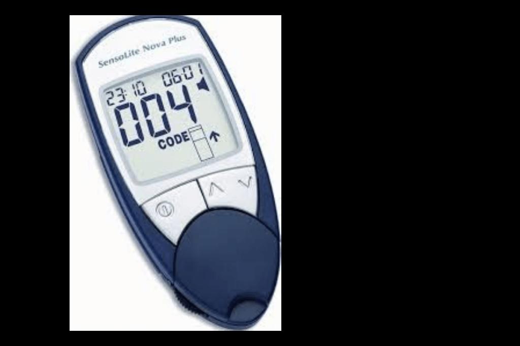 misuratore glicemia laser