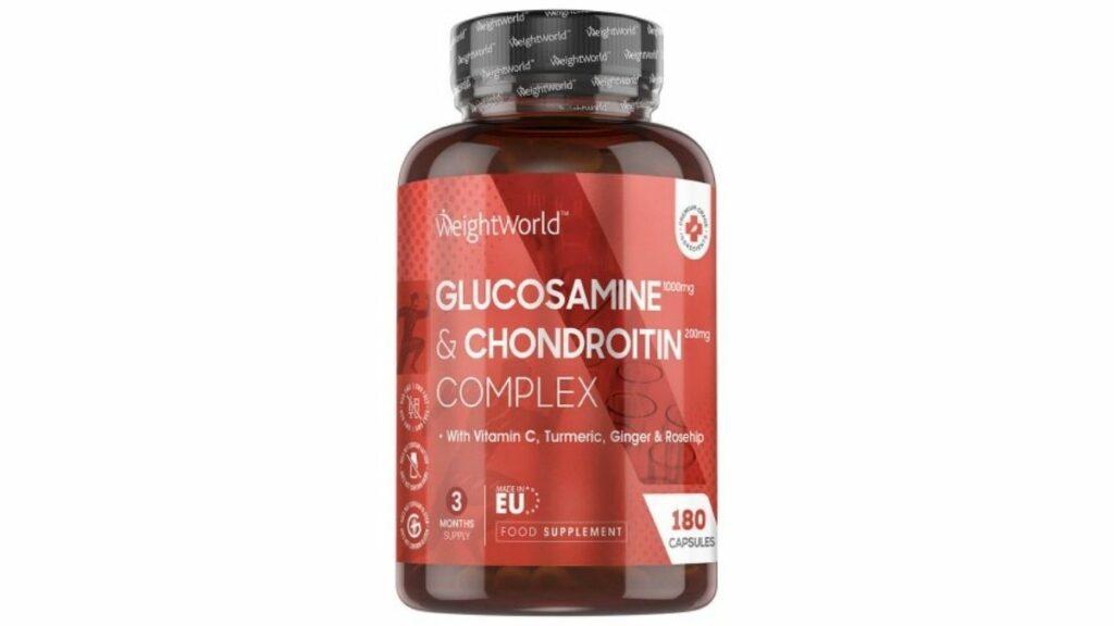 condroitina e glucosamina